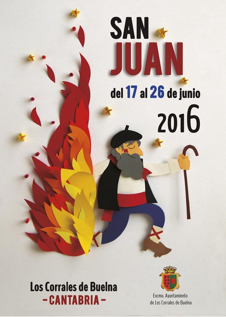 Concurso De Carteles Fiestas De San Juan 2017
